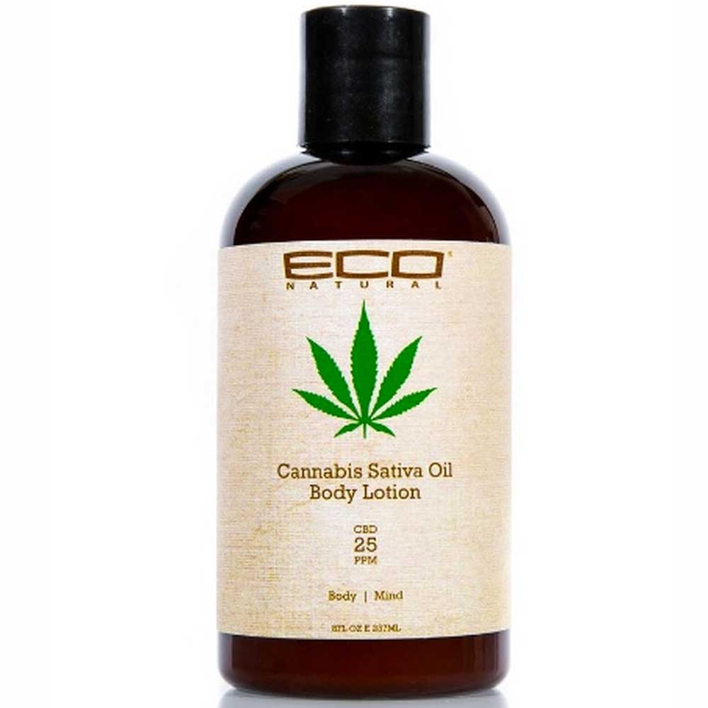 ECO STYLER CANNABIS CO-WASH 8OZ