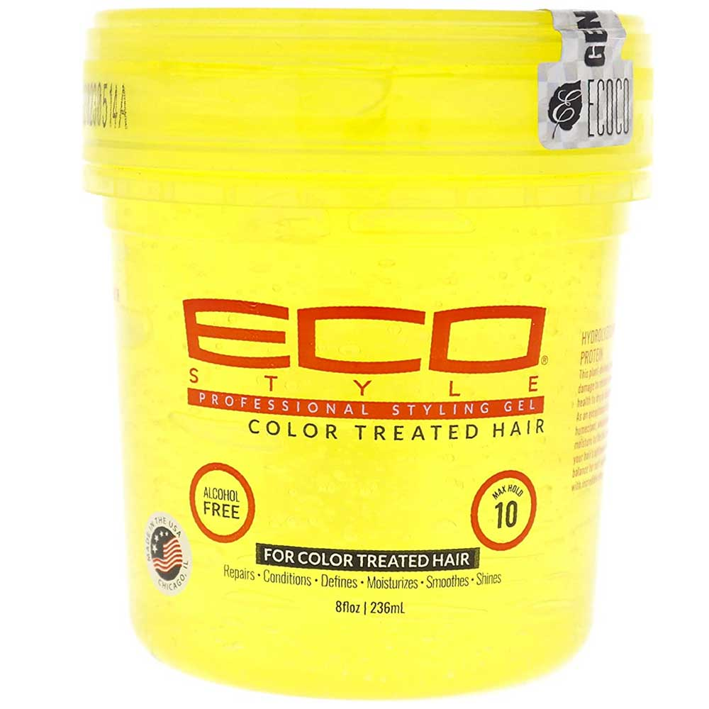 ECO STYLER COLORED HAIR STYLING GEL 8OZ