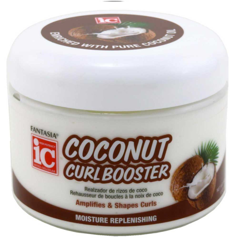 FANTASIA IC COCONUT CURL BOOSTER 12OZ