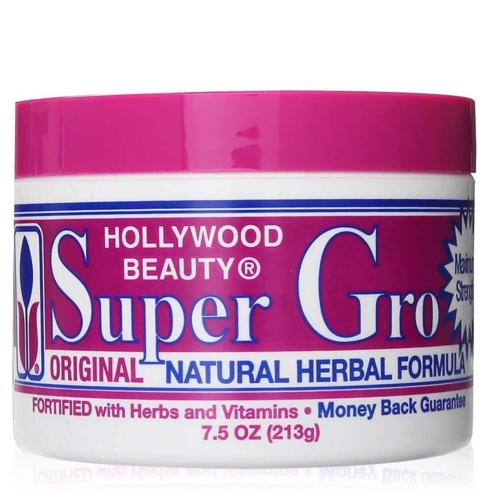 HOLLYWOOD SUPER GRO 7.5OZ