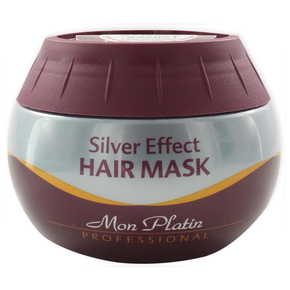 MON PLATIN PROFESSIONAL SILVER EFFECT MASK 300ML