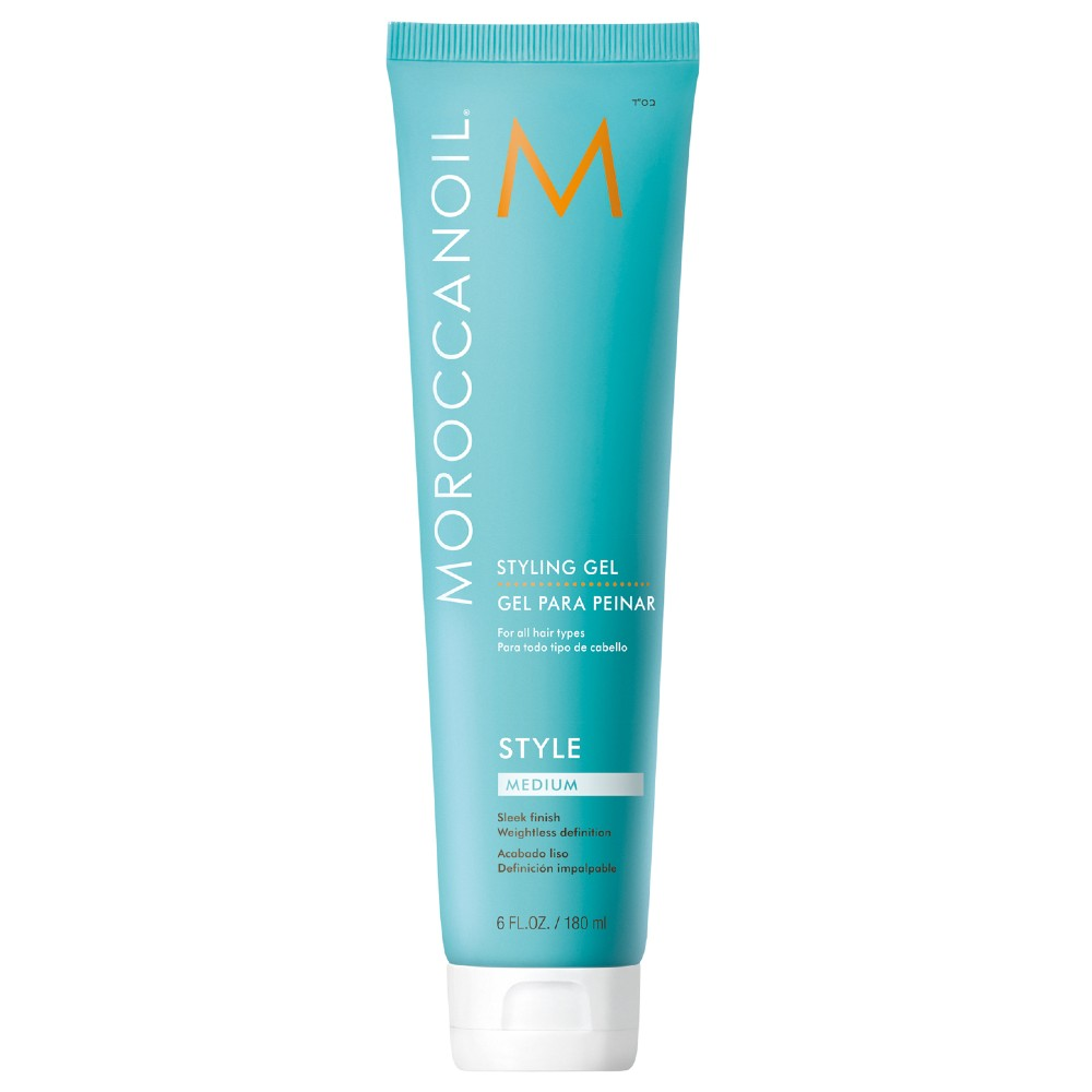 MOROCCANOIL STYLING HAIR GEL MEDIUM 180ML