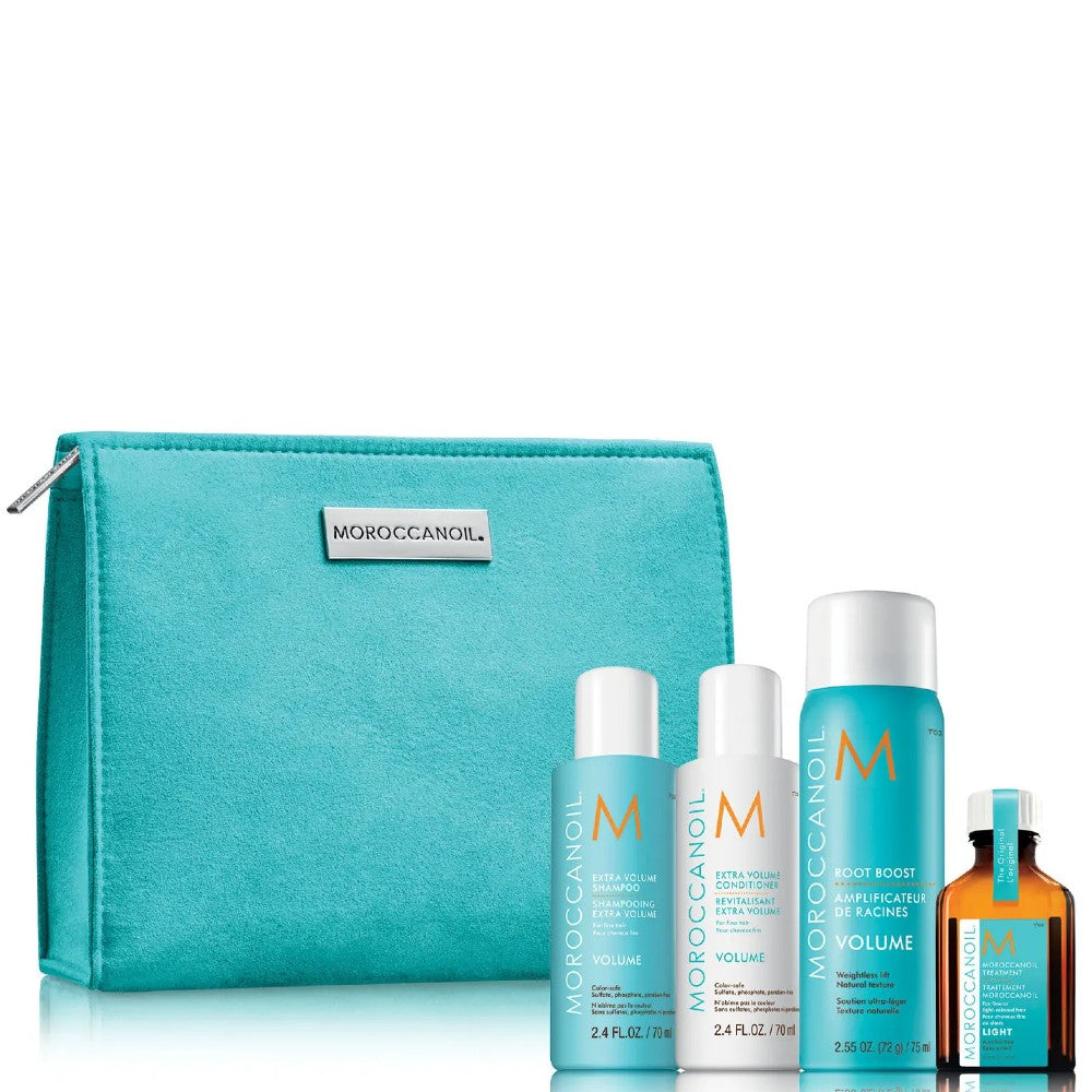 MOROCCANOIL VOLUME TRAVEL KIT GIFT SET