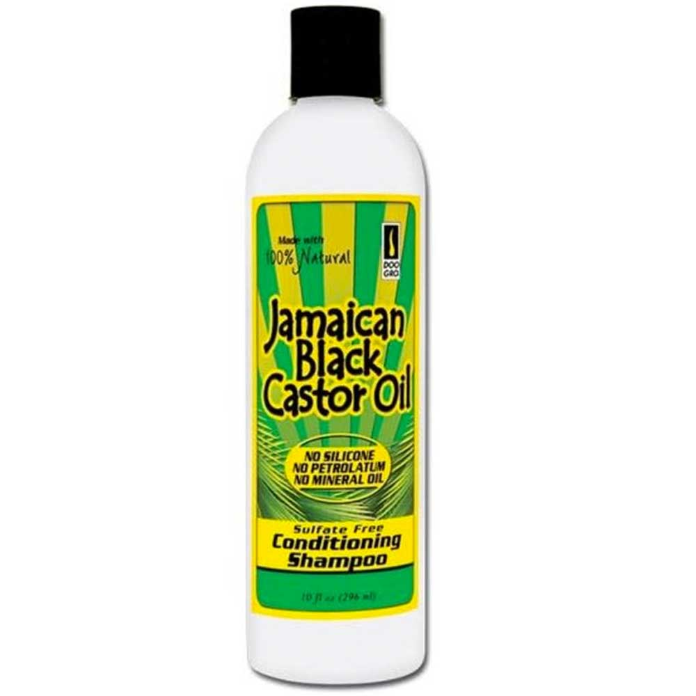 DOO GRO JAMAICAN BLACK CASTOR OIL SULPHATE FREE CONDITIONING SHAMPOO