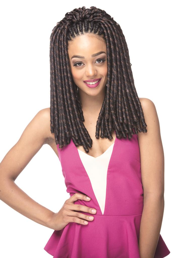 Cherish Bulk - Urban Soft Dread ( Colour : DE613 )