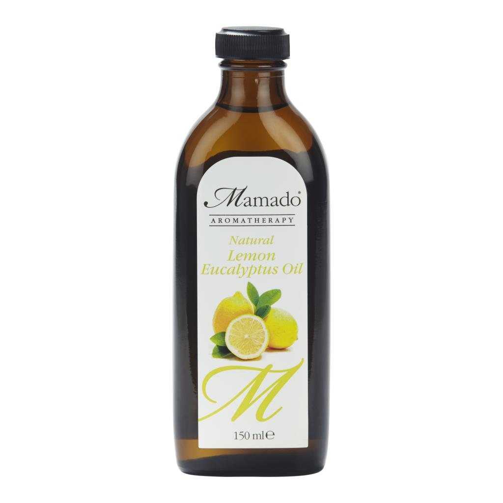 Mamado Natural Lemon Eucalyptus Oil 150ml