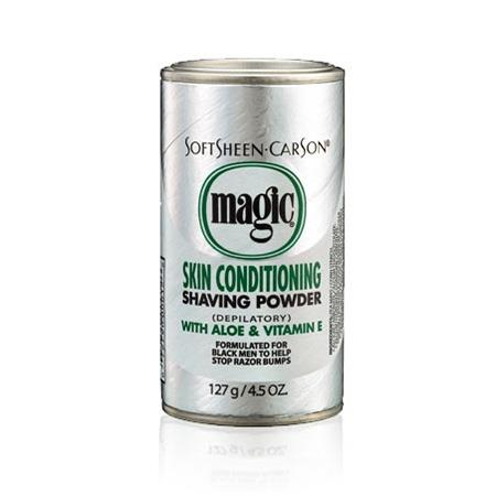 Magic Shaving Powder Platinum 4.5oz
