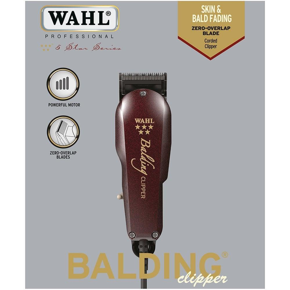 Wahl : Balding 5 Star Mains Cliper