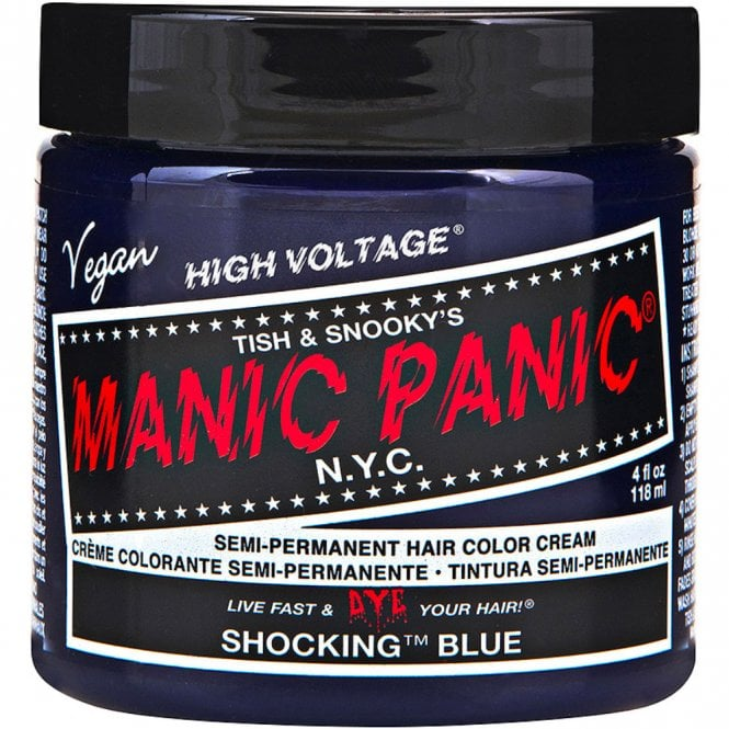 Manic Panic Cream [Shocking Blue] 4oz