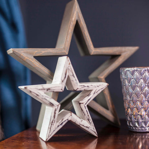 Set of two stars