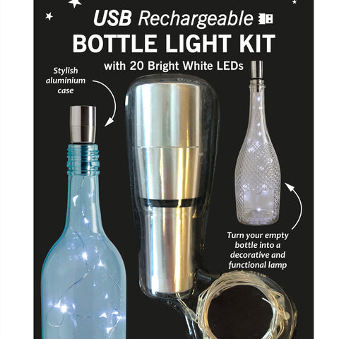 USB Bottle Light Kit