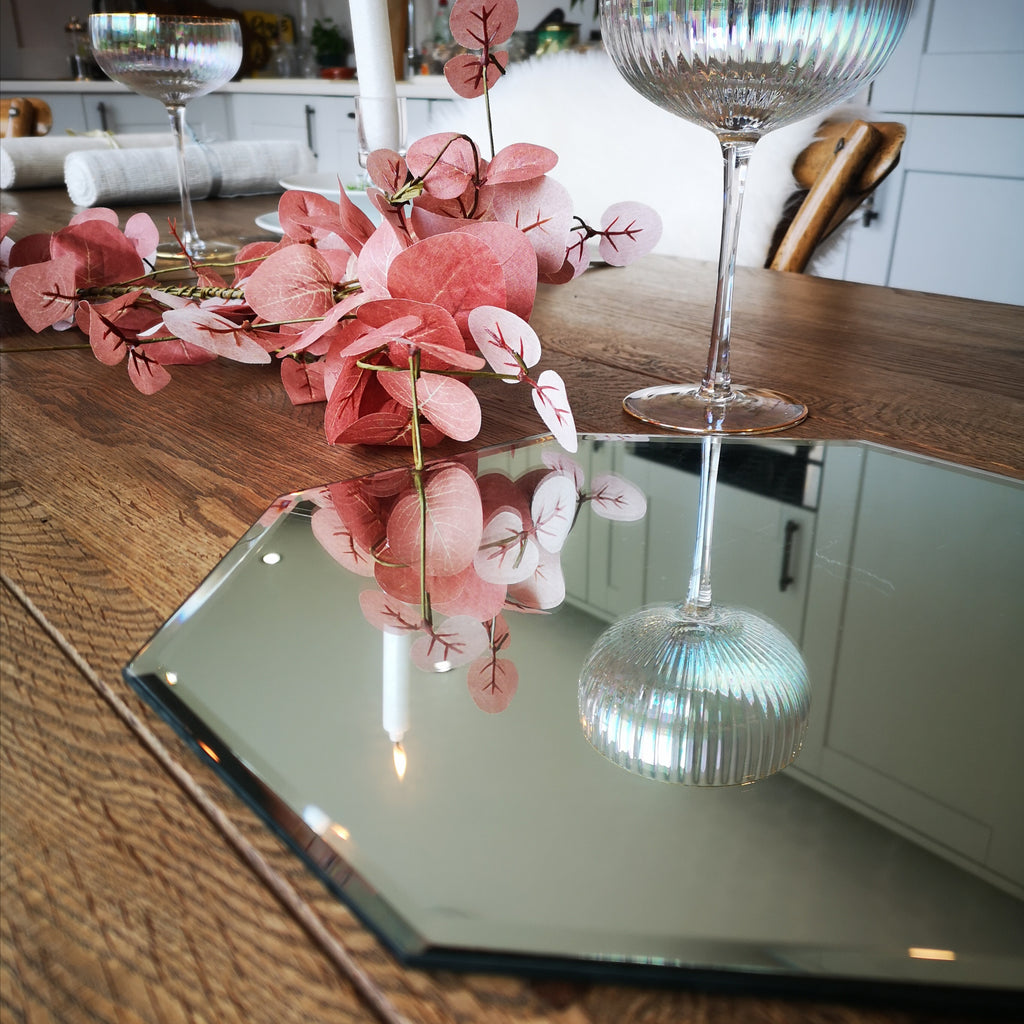 Mirrored Place Mats