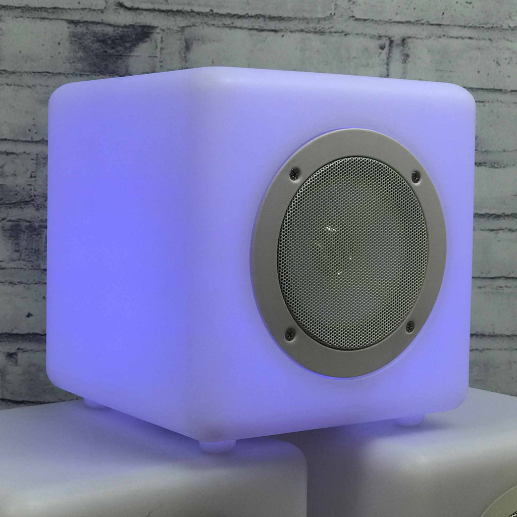 LED Cube Speakers
