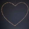 Large White LED Heart *currently unavailable*
