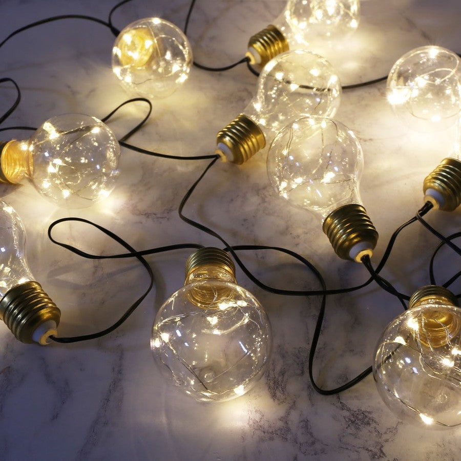 Indoor Plug In Festoon Lights