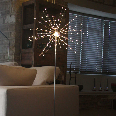 Starburst Floor Standing Lamp *special offer.  1 x ex display left at reduced price*