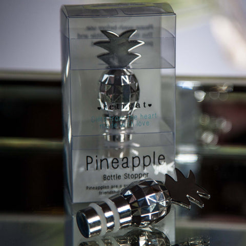 Pinapple Bottle Stopper