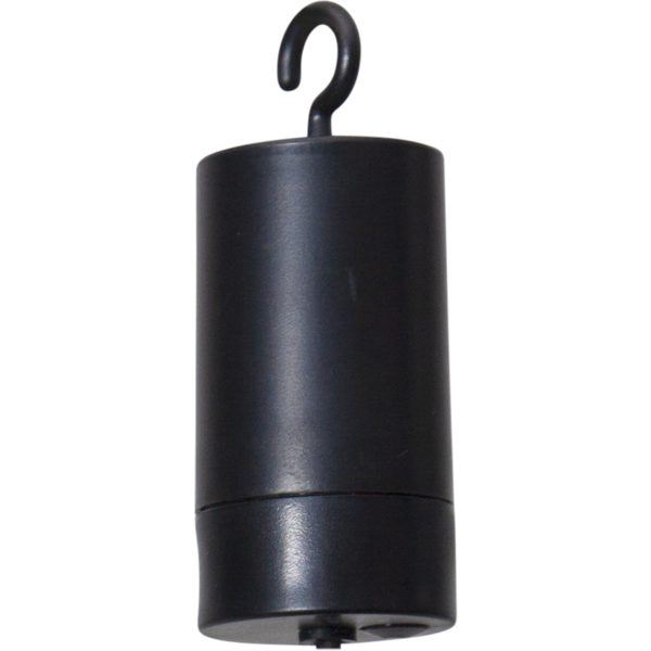 Hanging Round Bulb Light (Anthracite) **pre order for October**