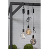 Hanging Round Bulb Light (Amber) **pre order for October**