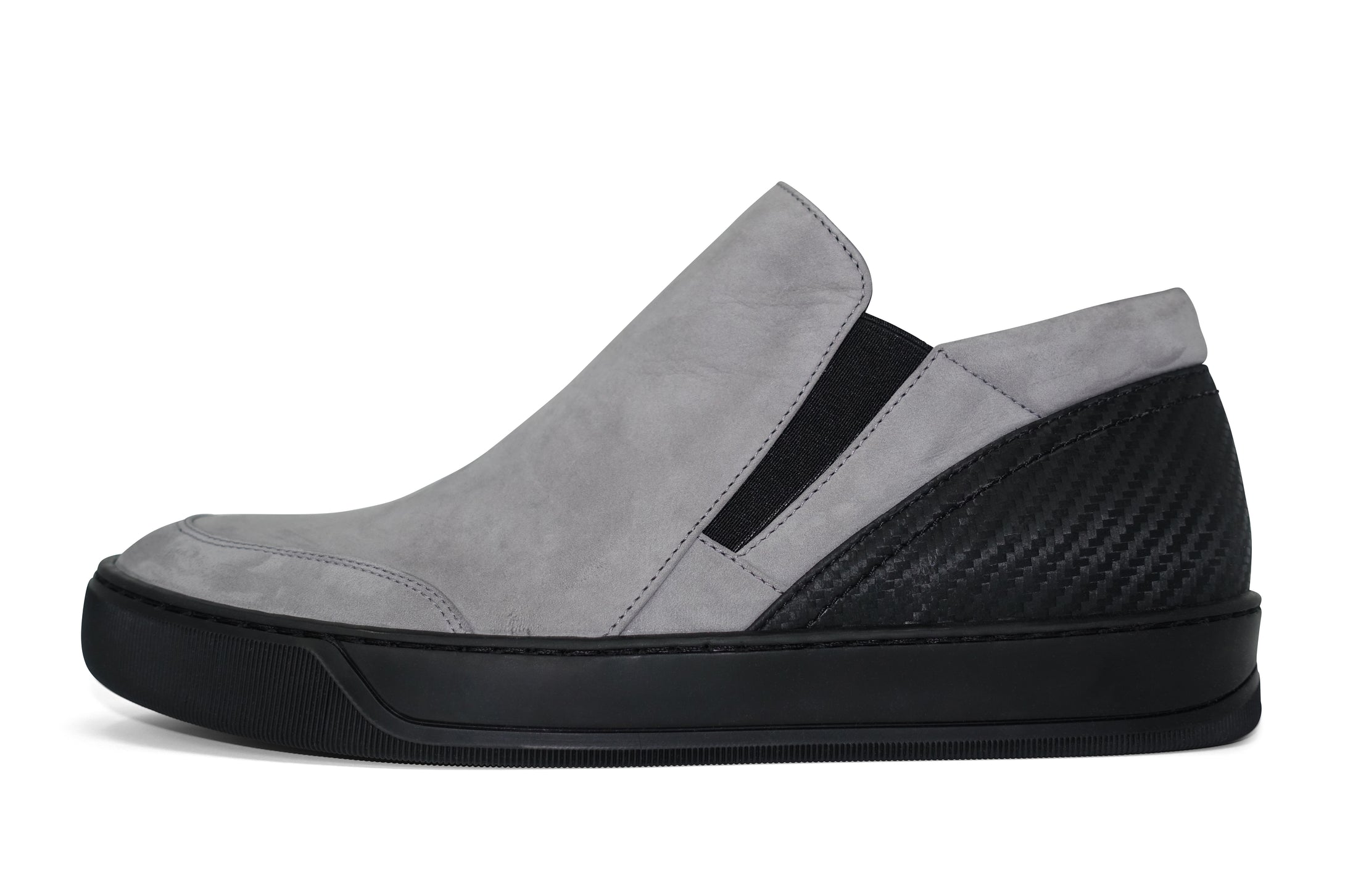Fremont driving sneaker GREY
