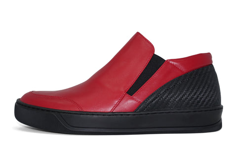 Fremont driving sneaker RED