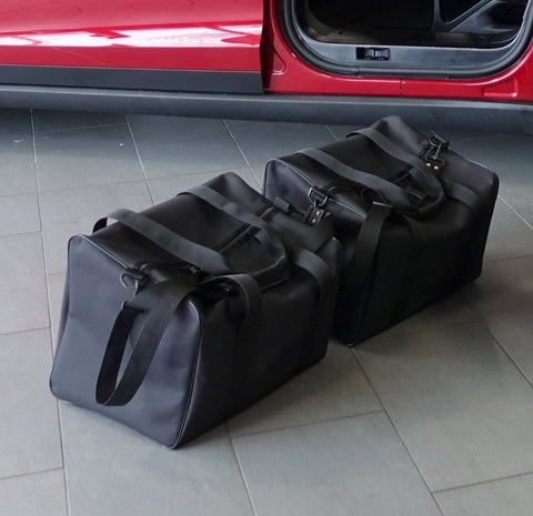 Tesla Model X - TRUNK - 2 'CUBE' bag set