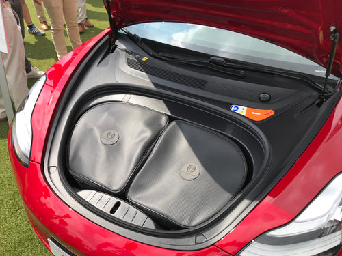 Model 3 tailored Frunk 2 bag set - NEW version 2.0