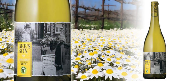 Francis Ford Coppola Bee's Box wine - Sustainability Award