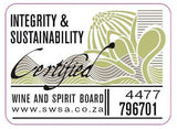 Integrity & Sustainibility Certified South-African Wine