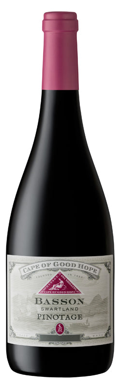 Cape of Good Hope Basson Pinotage 2014 Swartland