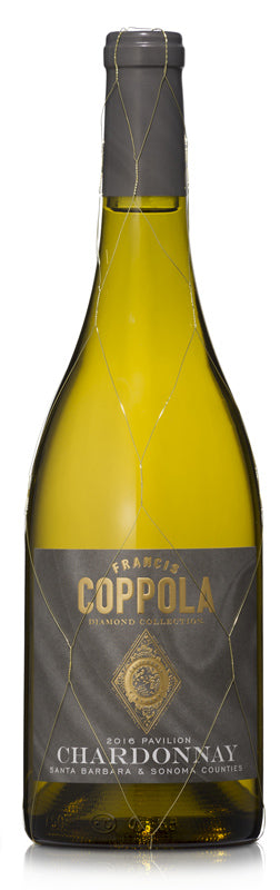 Francis Coppola Diamond Collection Pavilion Chardonnay 2016 Wijnen Rouseu