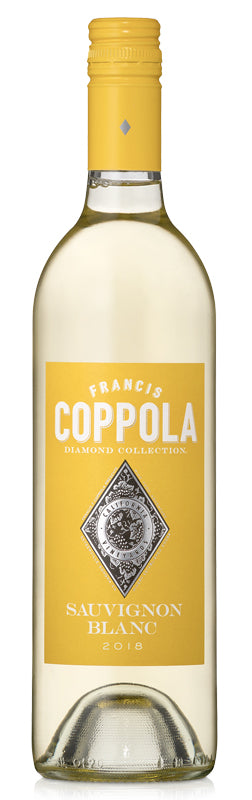 Francis Coppola Diamond Collection Sauvignon Blanc 2018 Wijnen Rouseu