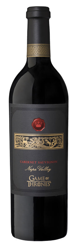 Game of Thrones Napa Valley Cabernet Sauvignon 2015 Wijnen Rouseu