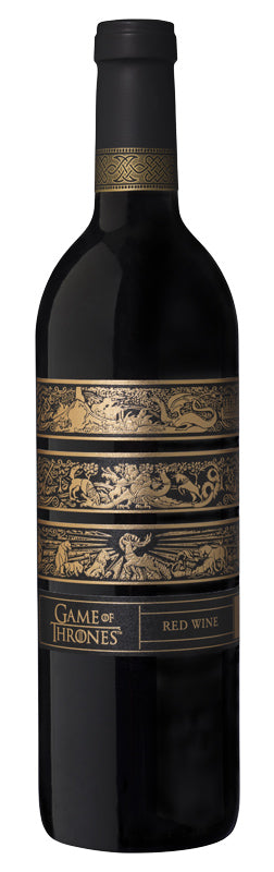Game of Thrones Paso Robles Red Blend Petit Syrah Zinfandel Wijnen Rouseu