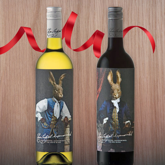Hazendal Estate - 2 bottles - Gift Package