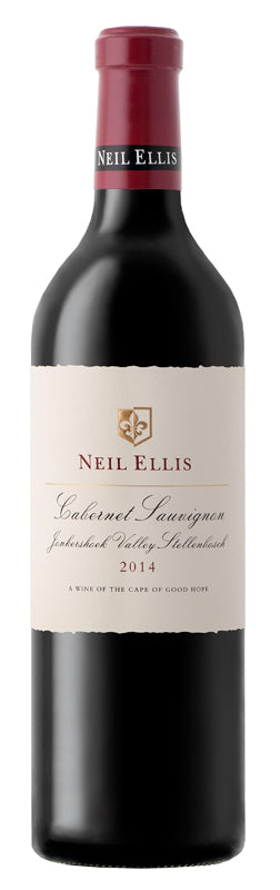 Neil Ellis Wines Vineyard Selection Cabernet Sauvignon 2014 Wijnen Rouseu