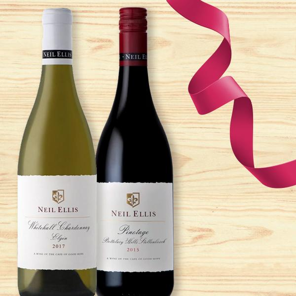 Neil Ellis Wines - 2 bottles - Gift Package