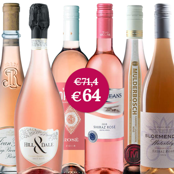 Spring Package Rosé - 6 bottles