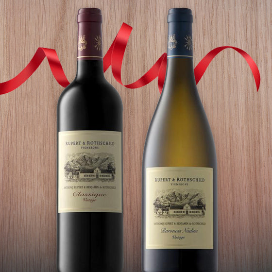 Rupert & Rothschild - 2 bottles - Gift Package