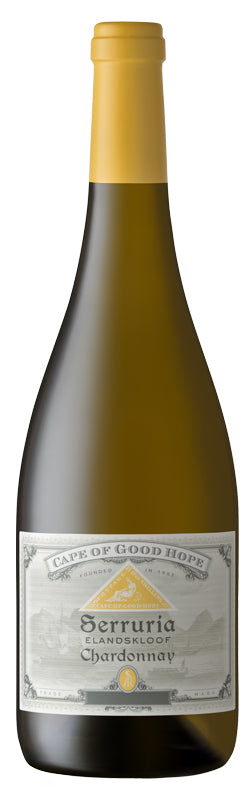 Cape of Good Hope Serruria Chardonnay 2015 Elandskloof Wijnen Rouseu