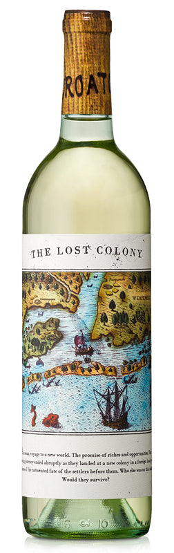 The Lost Colony Sauvignon Blanc 2016 Alexander Valley - Wijnen Rouseu