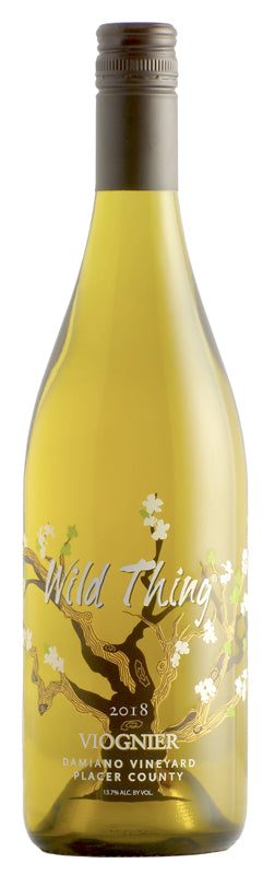 Wild Thing Viognier 2018
