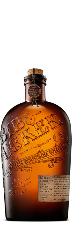 BIB & Tucker Bourbon aged 6 years