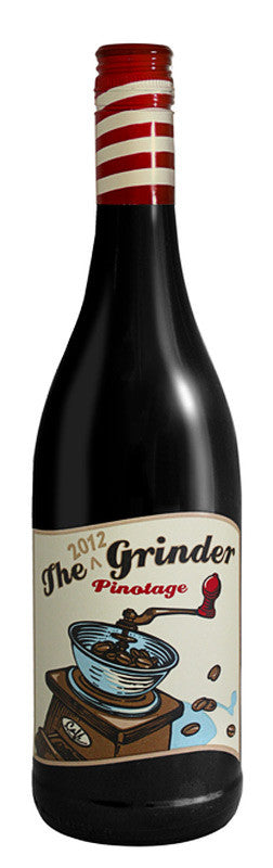 The Grape Grinder Pinotage 2013