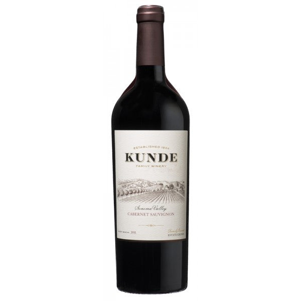 Kunde Family Estate Sonoma Valley Cabernet Sauvignon 2014