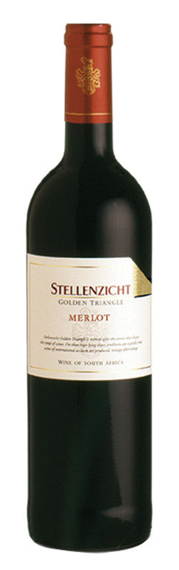 Stellenzicht Vineyards Golden Triangle Merlot 2008