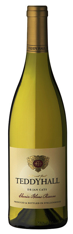 Teddy Hall Dr. Jan Cats Chenin Blanc Reserve 2012