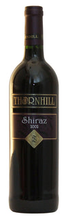 Veenwouden Private Cellar Thornhill Shiraz 2002