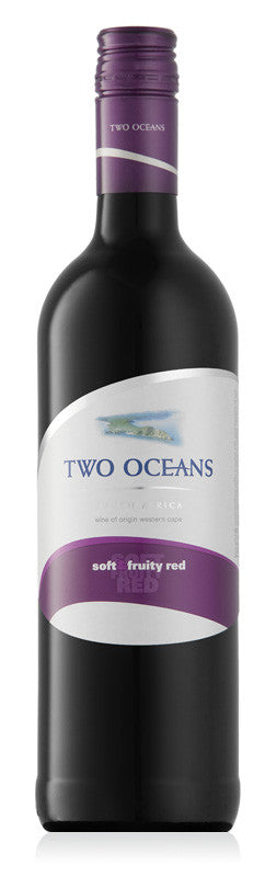 Two Oceans Soft & Fruity red 2015
