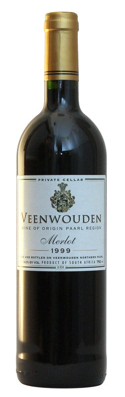 Veenwouden Private Cellar Merlot 1999